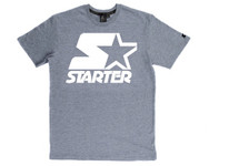Starter White on Grey T-Shirt