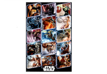 Star Wars Unleashed Blockmount Wall Hanger