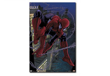 Spiderman 'Bugle' Blockmount Wall Hanger