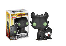Toothless How to Train Your Dragon 2 - Pop! Movies Vinyl Figure