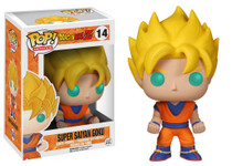 Super Saiyan Goku Dragon Ball Z - Pop! Movies Vinyl Figure