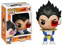 Vegeta Dragon Ball Z - Pop! Movies Vinyl Figure