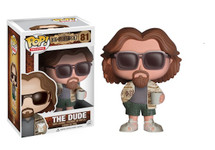 The Dude The Big Lebowski - Pop! Movies Vinyl Figure