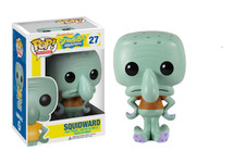 Squidward Tentacles Spongebob Squarepants - Pop! Movies Vinyl Figure