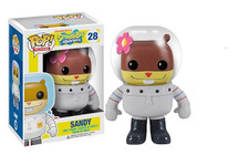 Sandy Cheeks Spongebob Squarepants - Pop! Movies Vinyl Figure