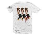 Dipset Jim Jones 3X T-Shirt White