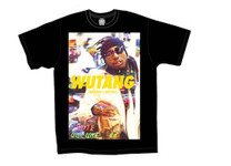 Wu Tang Dirty T-Shirt Black