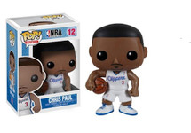Chris Paul Los Angeles Clippers - NBA Pop! Vinyl Figure
