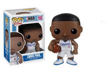 Chris Paul Los Angeles Clippers - NBA Pop! Vinyl Figure