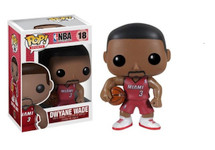 Dwayne Wade Miami Heat - NBA Pop! Vinyl Figure
