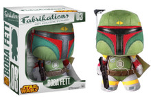 Boba Fett Star Wars FUNKO Fabrikations Plush Figure