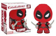 Deadpool Marvel FUNKO Fabrikations Plush Figure
