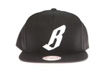 BBC 'B' Logo - Billionaire Boys Club Snapback