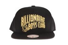 BBC Gold Arch Logo - Billionaire Boys Club Snapback