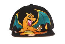 Charizard Pokemon - Pokemon Snapback Hat