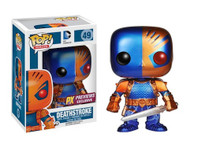 Deathstroke 'Metallic' DC - Pop! Vinyl Figure