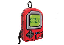 Pixel Gameover (Red) - Sprayground Backpack