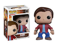 Sam Supernatural - Pop! Vinyl Figure