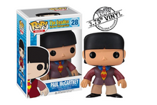 Paul McCartney The Beatles - Pop! Vinyl Figure