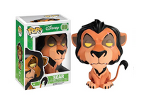 Scar The Lion King - Pop! Vinyl Figure