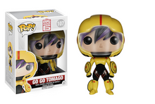 Go Go Tamago Big Hero 6 - Pop! Vinyl Figure