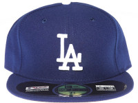 Los Angeles Dodgers On Field Blue New Era 59FIFTY Fitted Cap