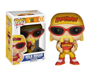 Hulk Hogan WWE - Pop! Vinyl Figure