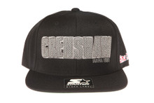 Starter x Boyz in the Hood - Crenshaw Black Starter Snapback Hat