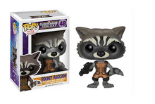 Rocket Raccoon Guardians of the Galaxy - Pop! Television Vinyl Figure