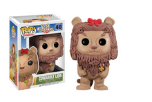 Cowardly Lion Wizard of Oz - Pop! Vinyl Figure