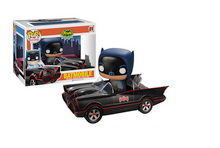 Batmobile Batman - Pop! Vinyl Rides Figure