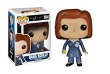 The X-Files Dana Scully - Pop! Vinyl Figure