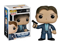 The X-Files Fox Mulder - Pop! Vinyl Figure