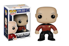 Star Trek Captain Picard - Pop! Vinyl Figure