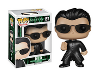 The Matrix Neo - Pop! Vinyl Figure