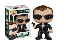The Matrix Agent Smith - Pop! Vinyl Figure