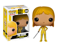 Kill Bill The Bride - Pop! Vinyl Figure