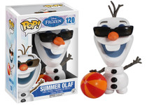 Olaf Summer Frozen - Pop! Disney Vinyl Figure