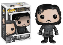 Jon Snow Castle Black - Pop! Vinyl Television Figure