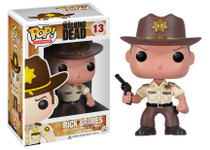 Rick Grimes - The Walking Dead  - Pop! Vinyl Television Figure