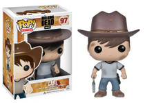Carl - The Walking Dead  - Pop! Vinyl Television Figure