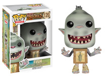 Fish - The Boxtrolls  - Pop! Vinyl Movies Figure