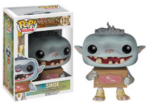 Shoe - The Boxtrolls  - Pop! Vinyl Movies Figure