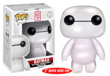Pearlescent Baymax - Big Hero 6 - Pop! Vinyl 6 inch Figure