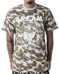 Wu Tang CREAM Desert Camo T-Shirt