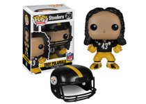 Troy Polamalu - NFL - Pop! Vinyl Figure