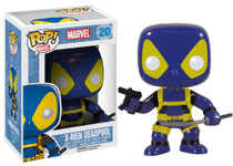 Deadpool (X-Men) - Marvel - Pop! Vinyl Figure
