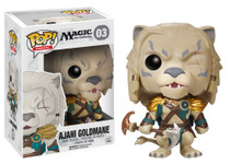 Ajani Goldmane - Magic - Pop! Vinyl Figure