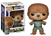 The Wolf Man - Movies - Pop! Vinyl Figure