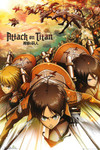Attack on Titan Blockmount Wall Hanger Picture
